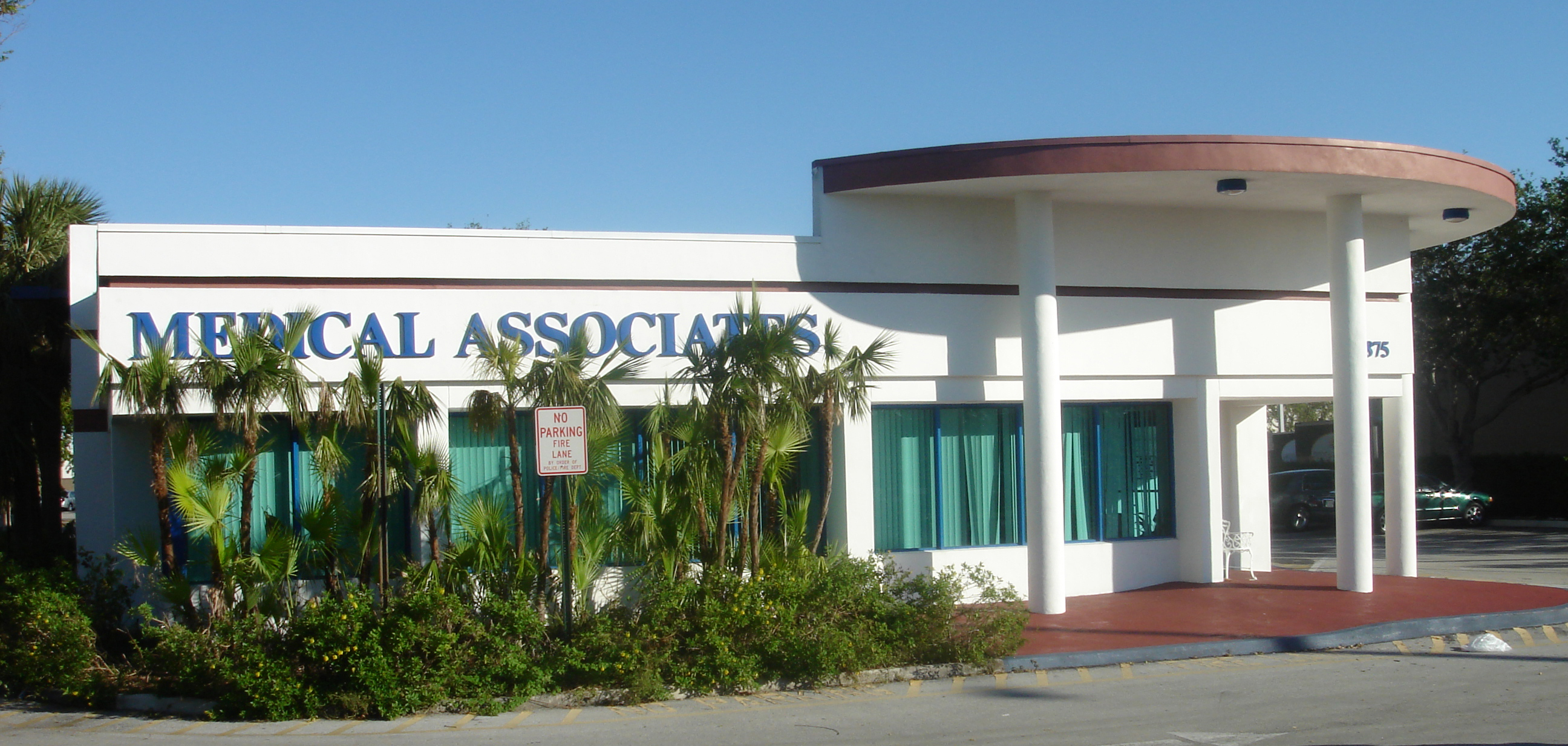 medical associates of tamarac office building